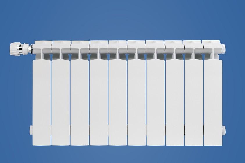 LIPOVICA tagos alumínium öntvény radiátor – SOLAR 350/500/600/700